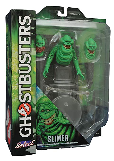 Ghostbusters Diamond Select Slimer Series 3 Action Figure