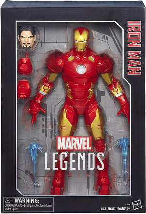 Marvel Legends 12 Inch Iron Man Action Figure