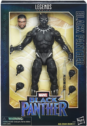 Marvel Legends 12 Inch Black Panther Action Figure