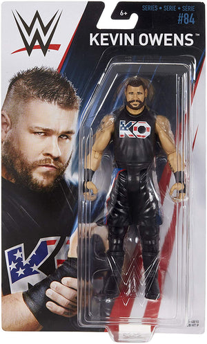 WWE Wrestling Basic Series #84 Kevin Owens Action Figure