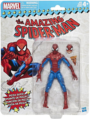 Marvel Legends Vintage Wave Amazing Spider-Man Action Figure