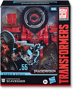Transformers Studio Series Revenge of the Fallen Leader Constructicon Scavenger Action Figure Pre-Order