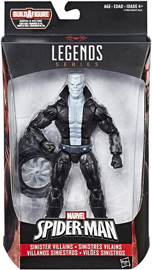 Marvel Legends Spider-Man Homecoming Series Tombstone Action Figure