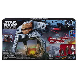 Star Wars Rogue One AT-ACT Imperial Walker Vehicle 3.75 Inch Action Figure