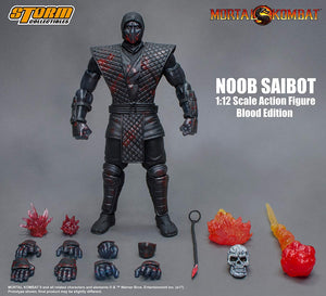 Mortal Kombat Storm Collectibles Special Edition Noob Saibot 1:12 Scale Action Figure