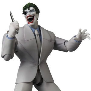 DC Mafex Batman The Dark Knight Returns The Joker Action Figure #124 Pre-Order