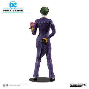 DC Multiverse McFarlane Batman The Joker Arkham Asylum Action Figure