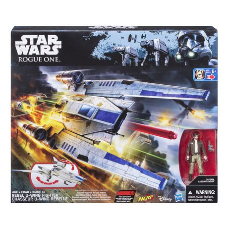 Star Wars Rogue One U-Wing Vehicle 3.75 Inch Action Figure