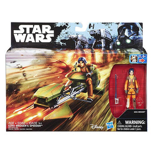 Star Wars Rogue One Ezra Bridger's Speeder Vehicle 3.75 inch Action Figure