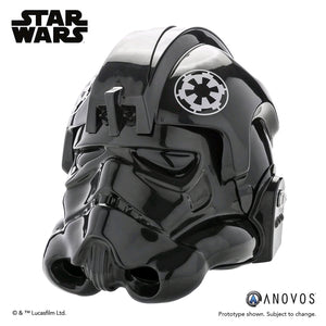 Star Wars Anovos Imperial Tie Fighter Pilot Helmet Prop Replica Pre-Order