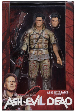 Ash vs Evil Dead Neca Ash Williams Asylum Action Figure - Action Figure Warehouse Australia | Comic Collectables