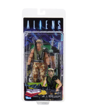 Aliens Neca Drake Space Marine Action Figure