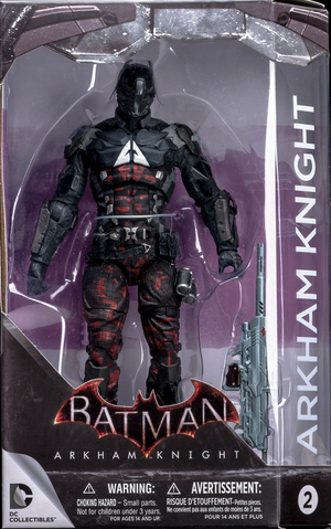 DC Batman Arkham Knight Series Arkham Knight Action Figure #2 - Action Figure Warehouse Australia | Comic Collectables
