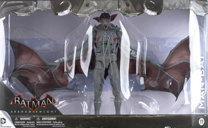 DC Batman Arkham Knight Series Man-Bat Action Figure #11 - Action Figure Warehouse Australia | Comic Collectables