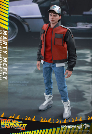 Back To The Future Hot Toys Part II Marty Mcfly 1:6 Scale Action Figure HOTBTTF2MARTY - Action Figure Warehouse Australia | Comic Collectables