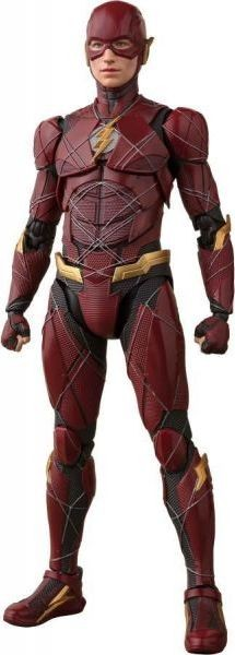 DC Bandai SH Figuarts Justice League The Flash Action Figure - Action Figure Warehouse Australia | Comic Collectables