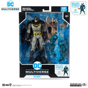DC Multiverse McFarlane Merciless Series Batman Dark Nights Metal Action Figure