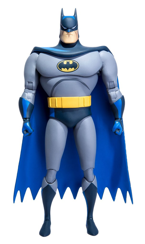 DC Mondo Batman The Animated Series Batman 1:6 Scale Action Figure