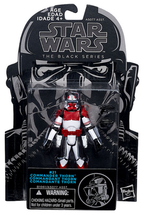 Star Wars Black Series Commander Thorn Action Figure