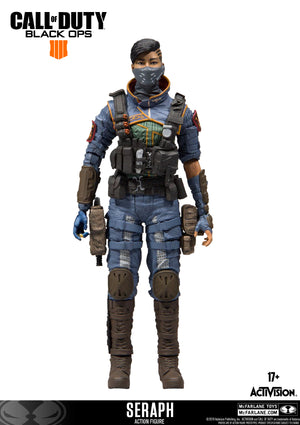Call of Duty Black OPS He Seraph Zhen-Zhen Action Figure - Action Figure Warehouse Australia | Comic Collectables