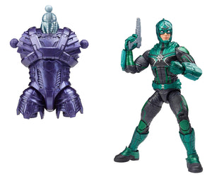 Marvel Legends Captain Marvel Series Starforce Commander Yon-Rogg Action Figure Pre-Order