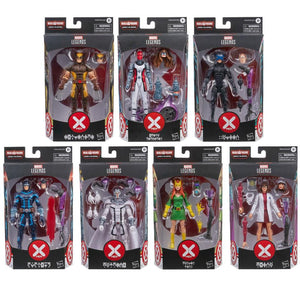 Marvel Legends X-Men Series BAF Tri-Sentinel Set of 7 Action Figures Pre-Order
