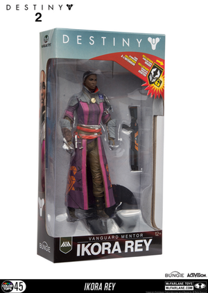 Destiny 2 Vanguard Mentor Ikora Rey Action Figure - Action Figure Warehouse Australia | Comic Collectables