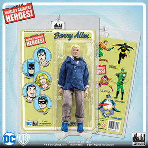 DC Retro Mego Kresge Style Barry Allen Retro Card Action Figure - Action Figure Warehouse Australia | Comic Collectables