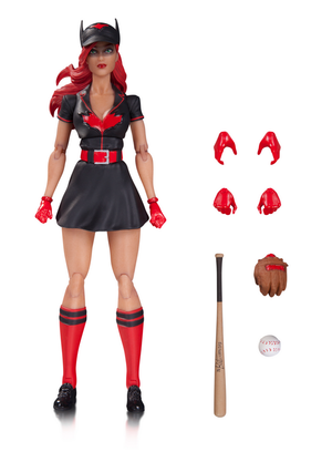 DC Collectibles Bombshells Series Batwoman Action Figure - Action Figure Warehouse Australia | Comic Collectables