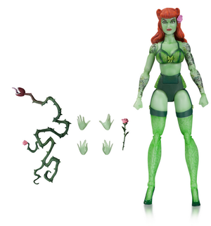 DC Collectibles Bombshells Series Poison Ivy Action Figure - Action Figure Warehouse Australia | Comic Collectables