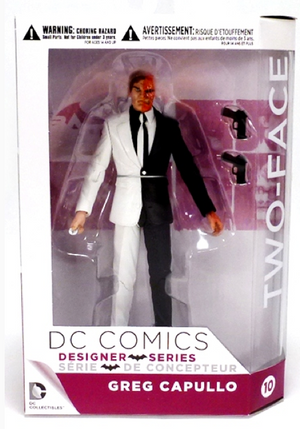 DC Batman Greg Capullo Designer Series Two-Face Action Figure #10 - Action Figure Warehouse Australia | Comic Collectables