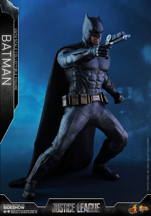 DC Hot Toys Justice League Batman 1:6 Scale Action Figure HOTMMS455 Pre-Order - Action Figure Warehouse Australia | Comic Collectables