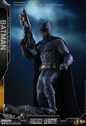 DC Hot Toys Justice League Deluxe Batman 1:6 Scale Action Figure HOTMMS456 Pre-Order - Action Figure Warehouse Australia | Comic Collectables