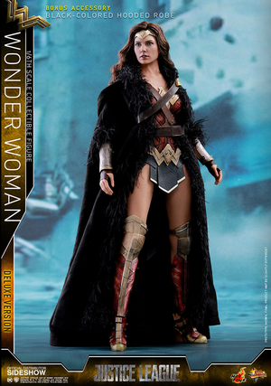 DC Hot Toys Justice League Deluxe Wonder Woman 1:6 Scale Action Figure HOTMMS451 Pre-Order - Action Figure Warehouse Australia | Comic Collectables