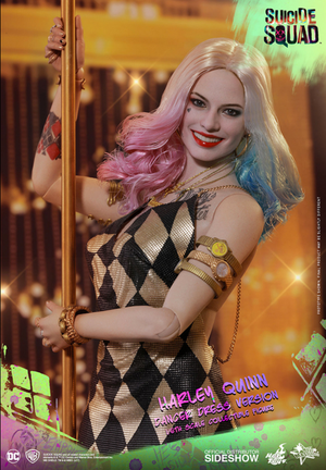 DC Hot Toys Suicide Squad Harley Quinn Dancer Dress 1:6 Scale Action Figure HOTMMS439 Pre-Order - Action Figure Warehouse Australia | Comic Collectables