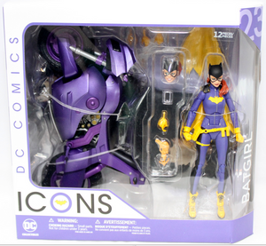 DC Icons Series Batgirl Action Figure #23 - Action Figure Warehouse Australia | Comic Collectables