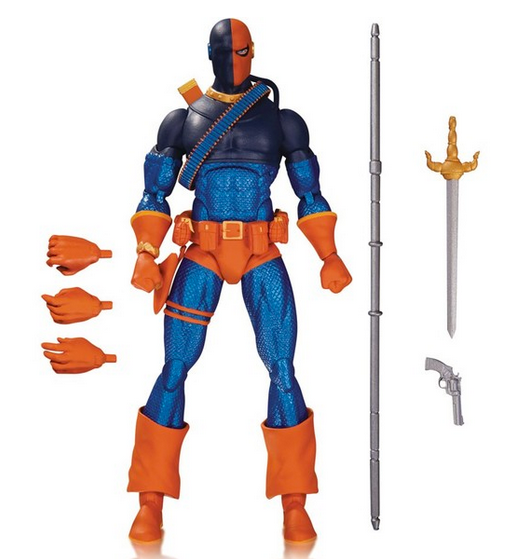 DC Icons Series Deathstroke The Judas Contract Action Figure #21 - Action Figure Warehouse Australia | Comic Collectables