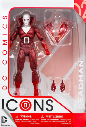 DC Icons Series Deadman Action Figure #2 - Action Figure Warehouse Australia | Comic Collectables