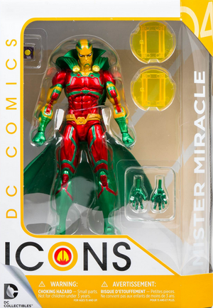 DC Icons Series Mister Miracle Action Figure #4 - Action Figure Warehouse Australia | Comic Collectables