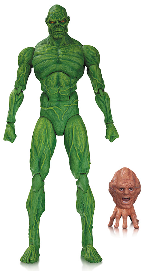 DC Icons Series Swamp Thing Action Figure #18 - Action Figure Warehouse Australia | Comic Collectables