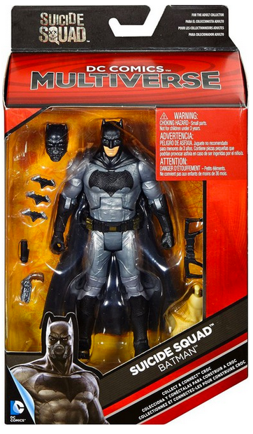 DC Multiverse Suicide Squad Batman Action Figure - Action Figure Warehouse Australia | Comic Collectables