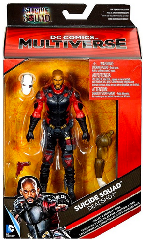 DC Multiverse Suicide Squad Deadshot Action Figure - Action Figure Warehouse Australia | Comic Collectables