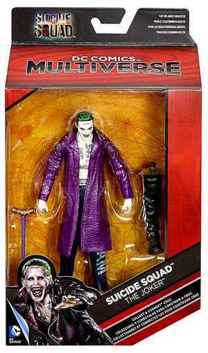 DC Multiverse Suicide Squad The Joker Action Figure - Action Figure Warehouse Australia | Comic Collectables