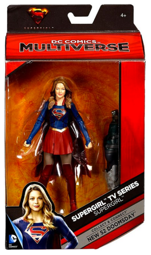 DC Multiverse Supergirl TV Series #4 Action Figure - Action Figure Warehouse Australia | Comic Collectables