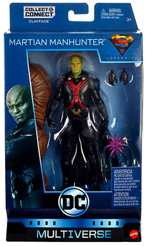 DC Multiverse Wave 8 Martian Manhunter Action Figure - Action Figure Warehouse Australia | Comic Collectables