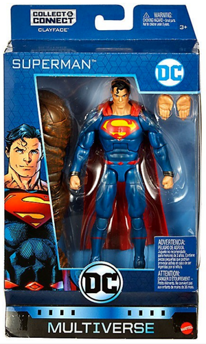DC Multiverse Wave 8 Superman Action Figure - Action Figure Warehouse Australia | Comic Collectables