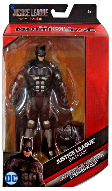 DC Multiverse Justice League Batman Steppenwolf - Action Figure Warehouse Australia | Comic Collectables