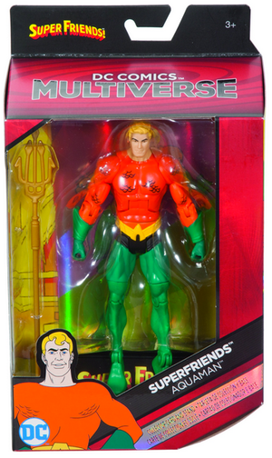 DC Multiverse Wave 7 Aquaman Super Friends - Action Figure Warehouse Australia | Comic Collectables