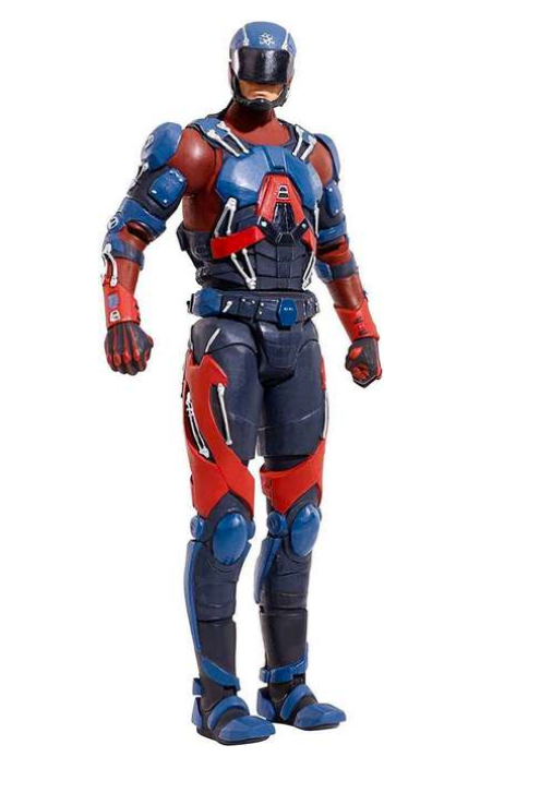 DC Multiverse Bat Mech Suit The Atom Action Figure - Action Figure Warehouse Australia | Comic Collectables