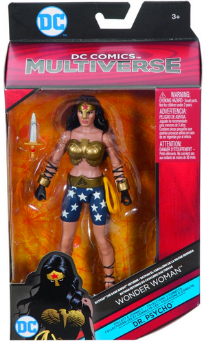 DC Multiverse Wave 7 Wonder Woman Dark Knight III - Action Figure Warehouse Australia | Comic Collectables
